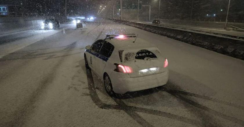 """Vala e dytë e dëborës godet Greqinë, """"Medea"""" bllokon rrugët"""