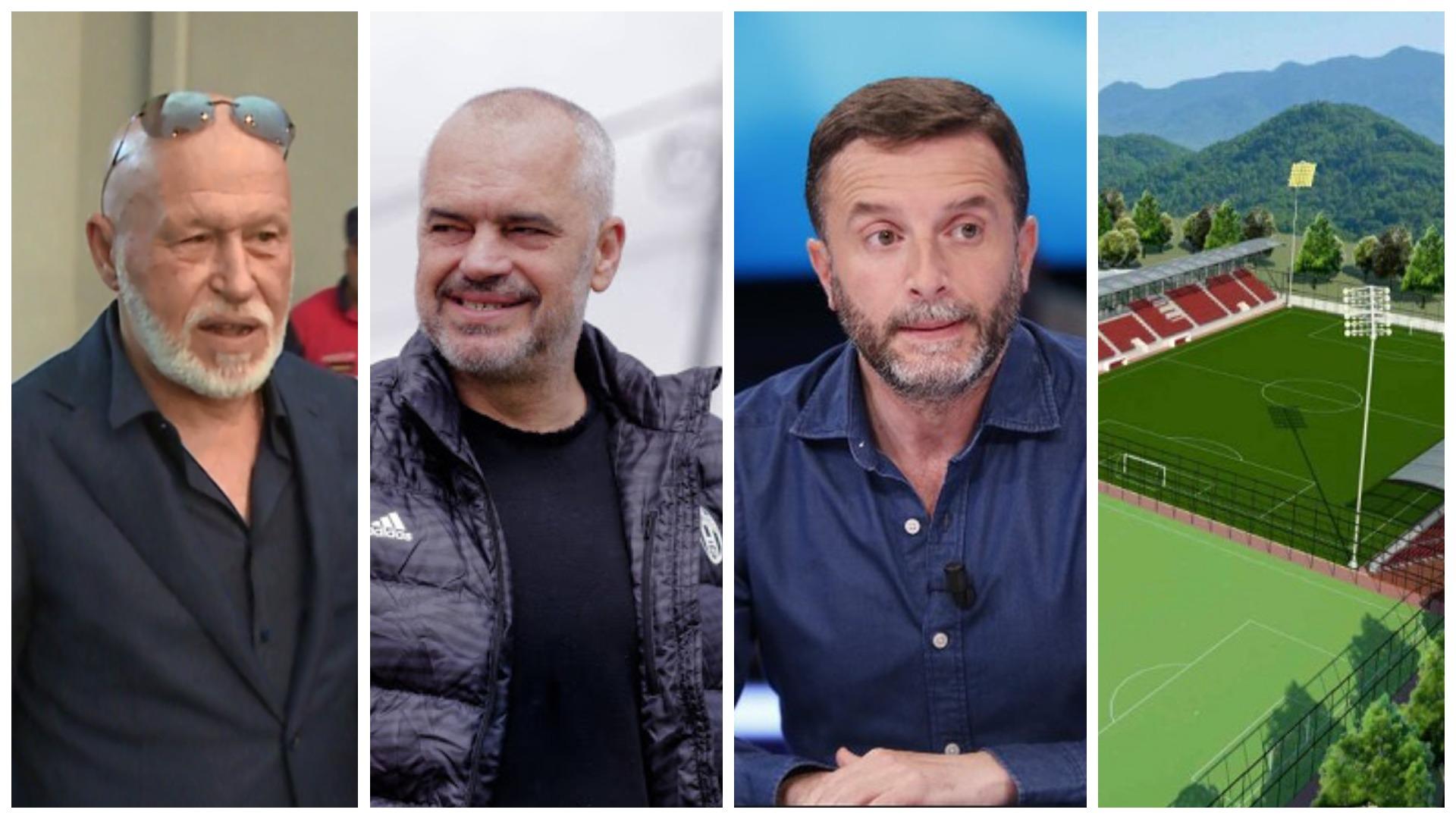 """""""Tirana merr bakshish, ne jo"""", Demi: Unë me Interin, kundër Ramës e Braçes"""