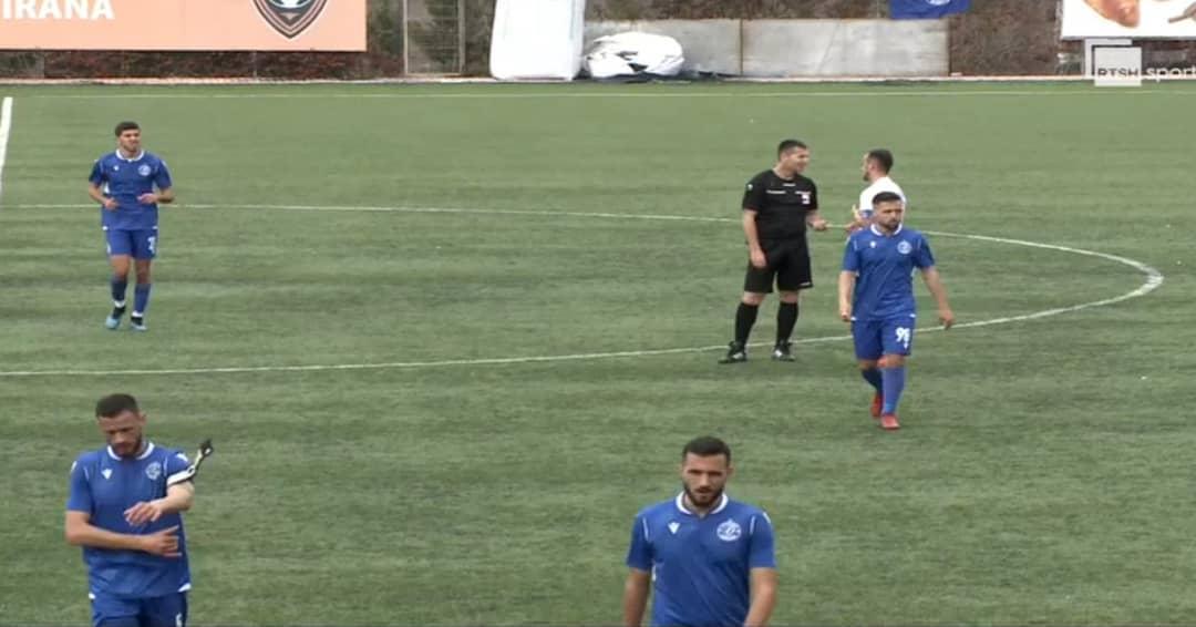 """VIDEO/ Mjaftojnë dy """"shuplaka"""", Dinamo kapitullon ndaj Erzenit"""