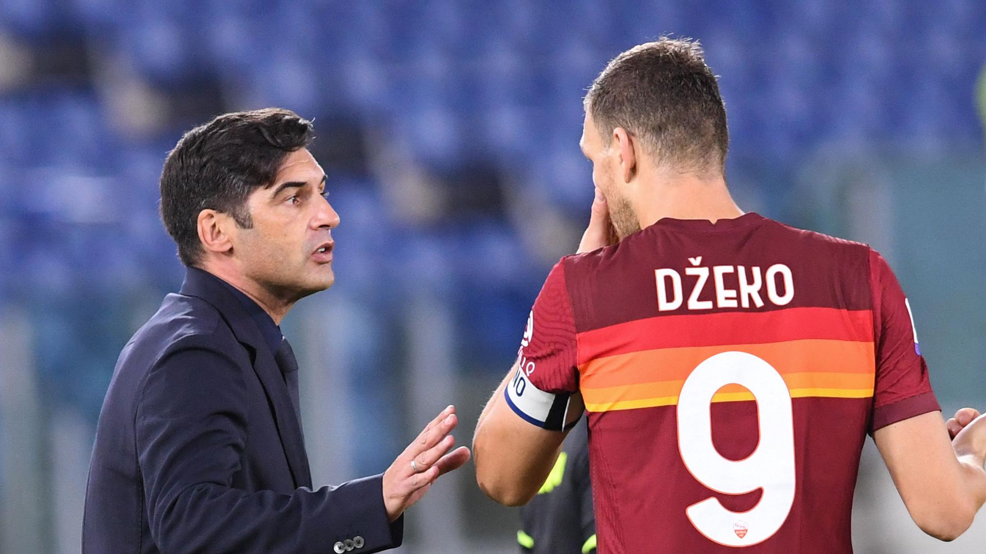 Shiriti i kapitenit çështje te Roma, lojtarët kundër trajnerit Fonseca