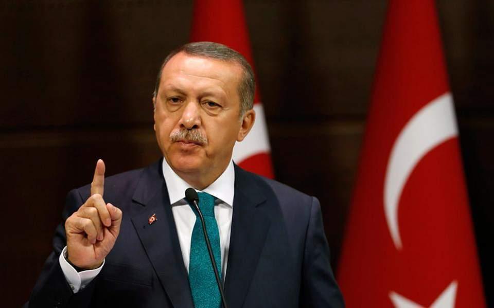 Erdogan: Zgjidhja e vetme për Qipron është të krijohen dy shtete
