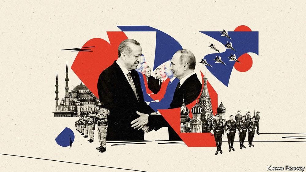 """Putin dhe Erdogan, kanë formuar një """"vëllazëri"""" të fuqisë së ashpër"""