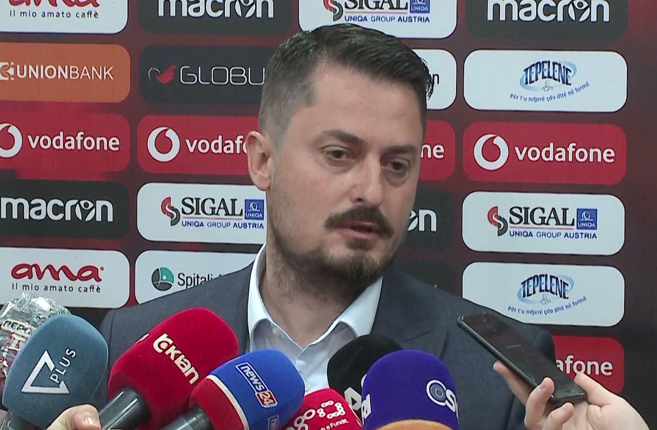 Barushi: E mundim Skënderbeun, duam gjysmëfinalen me Partizanin
