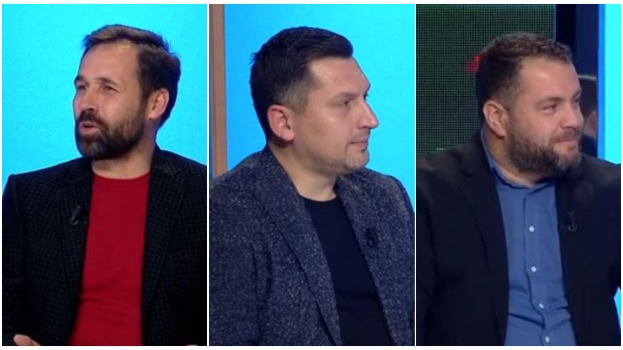 """""""S'ka stol, merkato me arnime"""": Gallo, Xhafa dhe Tufa analizojnë Vllazninë"""