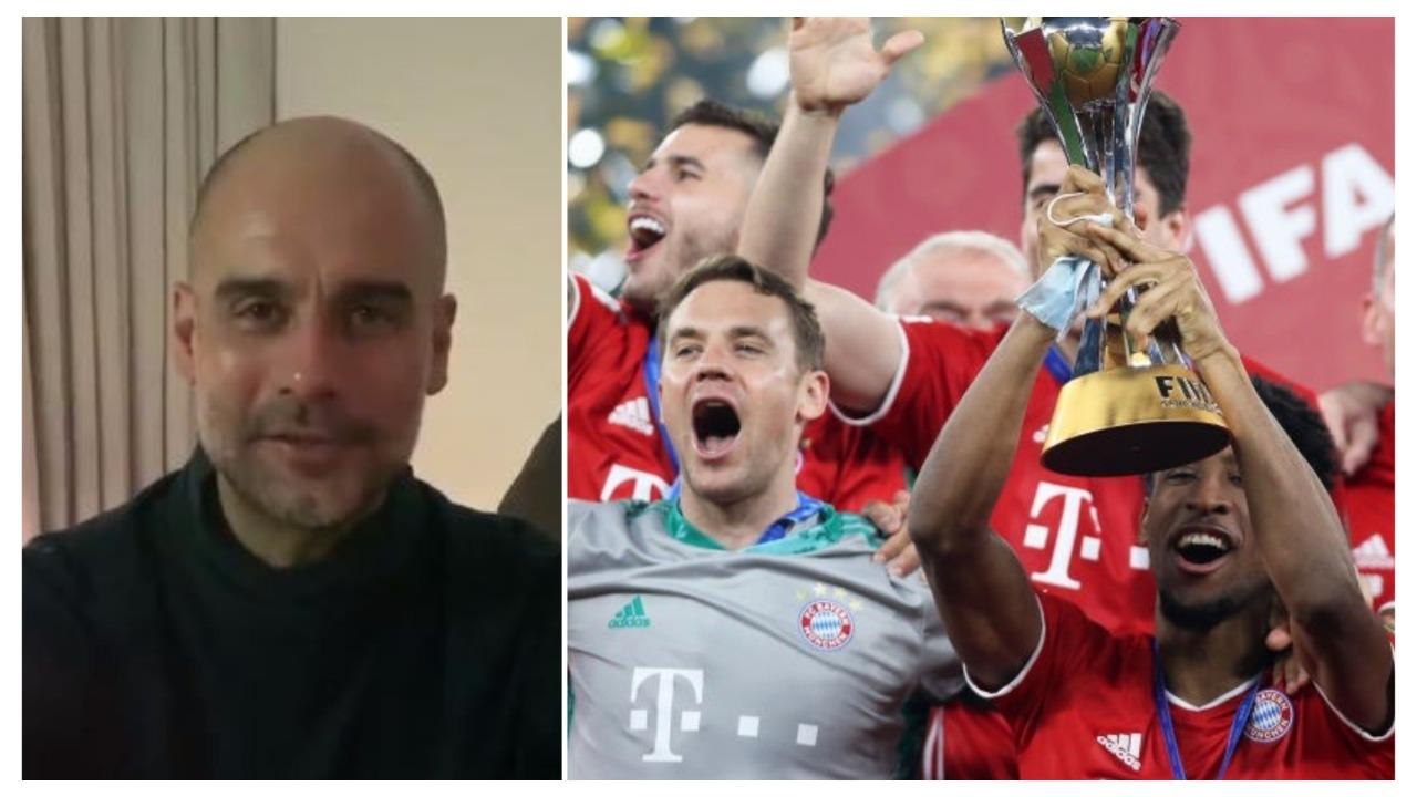 Guardiola: Urime Bayern! Do telefonoj Messin e të luajmë për trofeun e shtatë