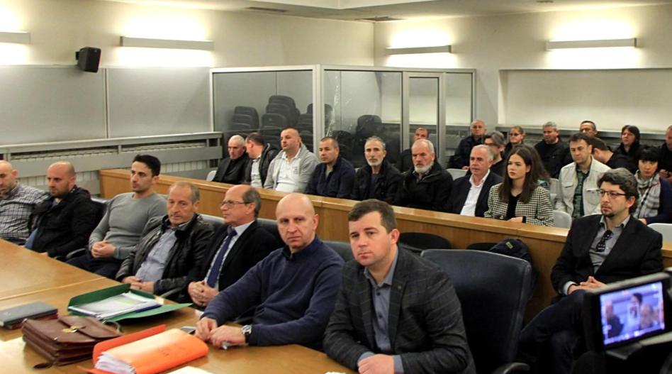 """Gjykata Penale e Shkupit merr sot vendimin për rastin """"Monstra"""""""