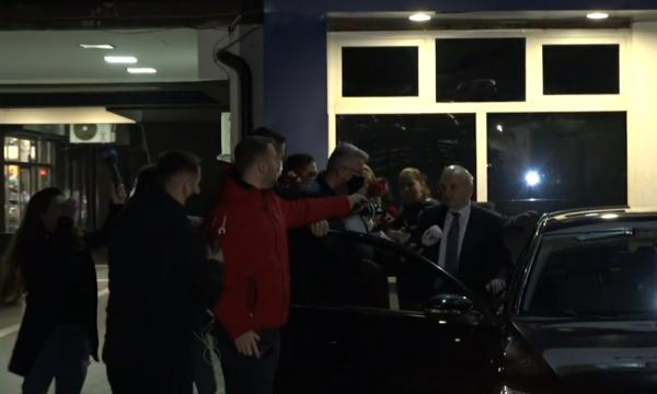 Zgjedhja e kryetarit të ri, Isa Mustafa flet pas mbledhjes në LDK