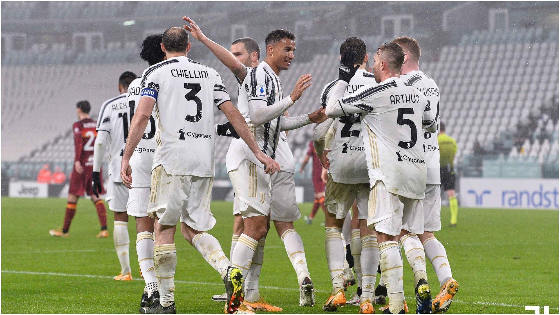 Manchester United ofertë për një bardhezi, Juventus përgjigjet direkt