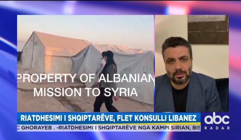 A do të kthehet Eva Dumani? Konsulli i Shqipërisë në Liban: Kemi kanalet tona të fshehta në kamp…
