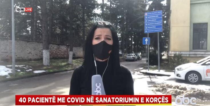 Rritje e frikshme e rasteve me Covid në Korçë, 40 pacientë marrin trajtim në spital