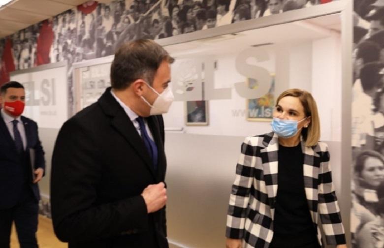 """""""Misioni """"special"""" në Tiranë"""", takoi Bashën, Ballën e Kryemadhin, zbulohet porosia e deputetit grek"""
