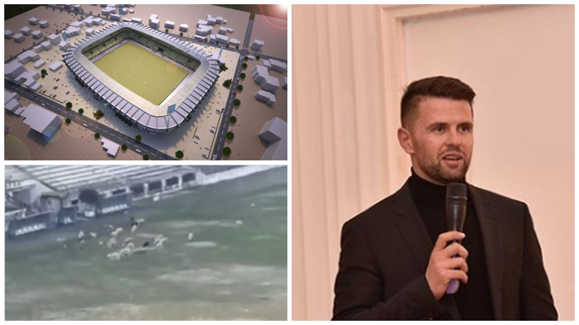 """""""Sot nuk është as 1 prilli"""", Andi Lila ndjesë dhe thumbime për stadiumin e Kavajës"""