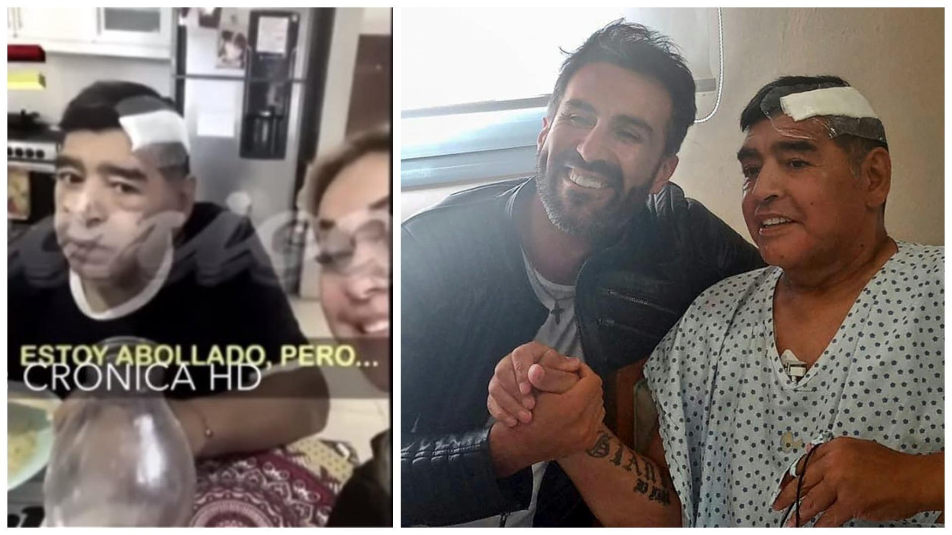 VIDEO/ Mjeku nën hetim, çfarë i thoshte Maradona disa orë para se të vdiste