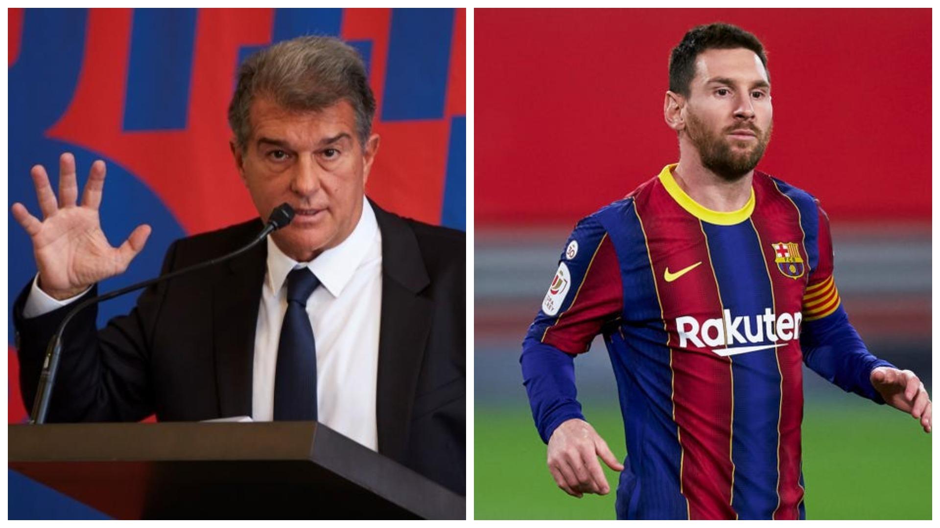 Messi e Laporta në tavolinë: Prapaskenat e takimit, plani dhe çfarë u tha