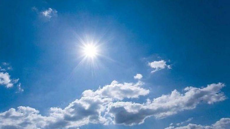 Kthjellime dhe rritje temperaturash, parashikimi i motit për sot