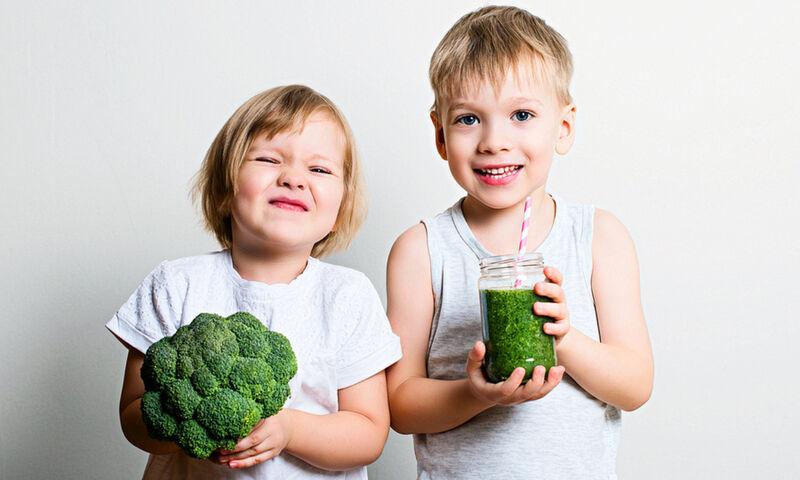 Pse duhet ta shtoni brokolin në dietën e fëmijëve tuaj
