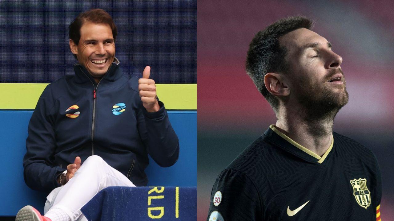 Kontrata faraonike, Nadal mbron Messin: Nuk është fare përgjegjës