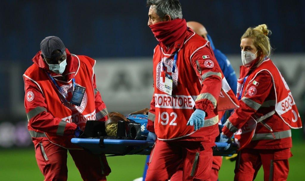 """Pësoi dëmtim """"horror"""" ndaj Atalantës, Napoli tregon gjendjen e Osimhen"""