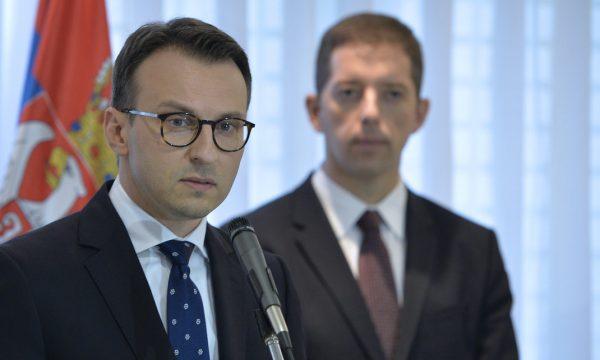 Kreu i zyrës serbe për Kosovën: Qesharake që Osmani akuzon Serbinë për krime