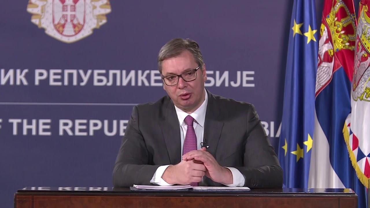 Vuçiç: Serbia do të prodhojë vaksinën ruse, do ndihmojmë edhe fqinjët