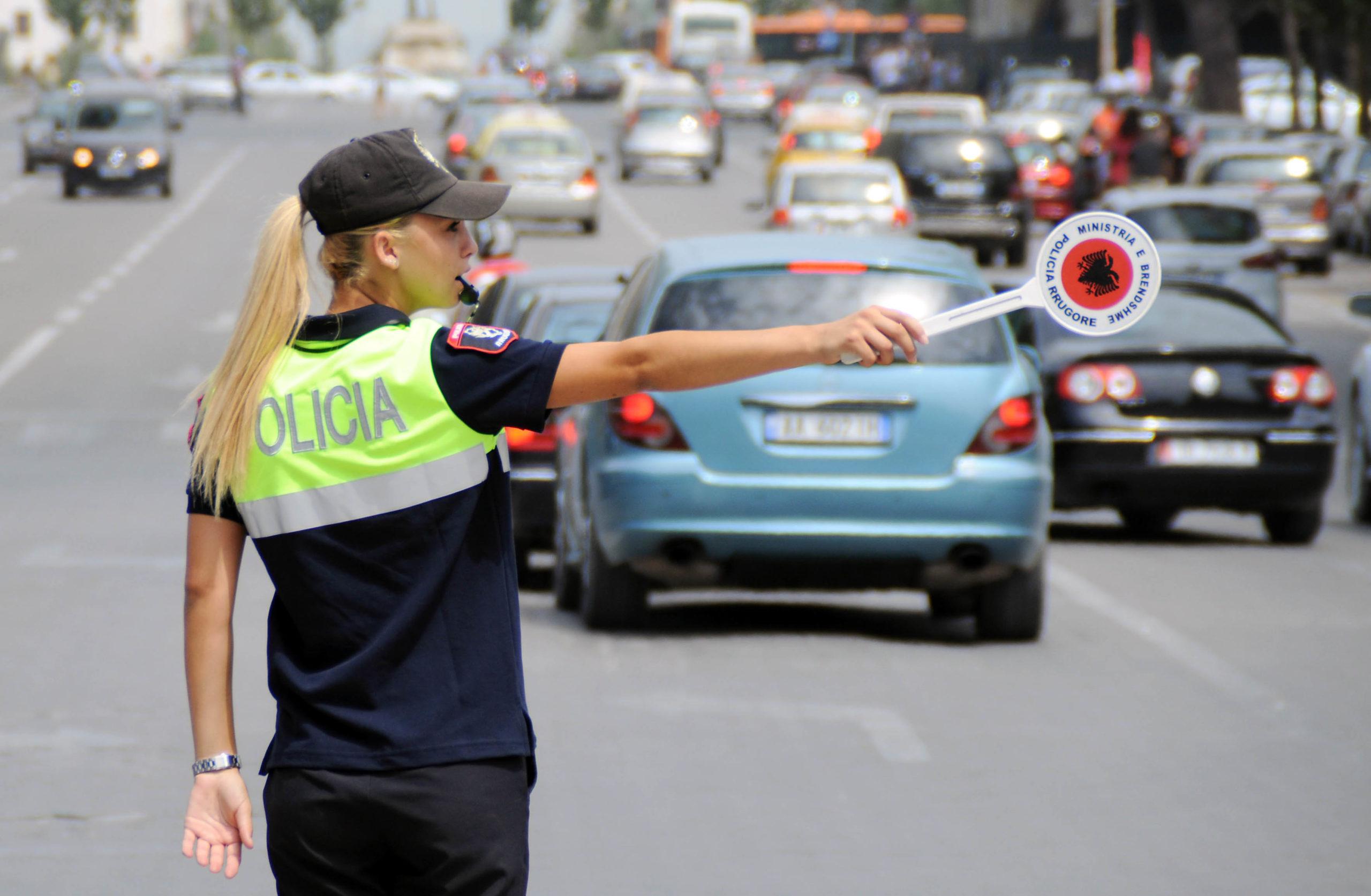 Reperi shqiptar gjobitet nga policia, kjo është shifra që pagoi