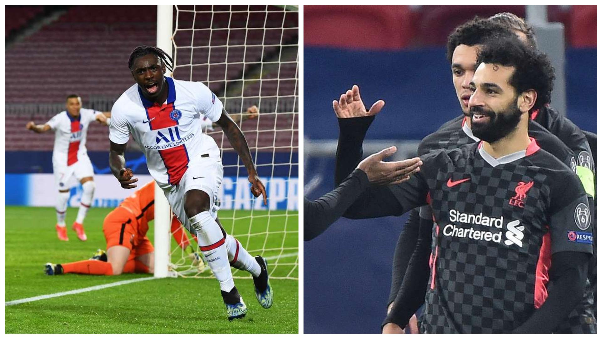 """VIDEO/ PSG """"shtyp"""" Barcelonën, Liverpool mposht lehtë Leipzig"""