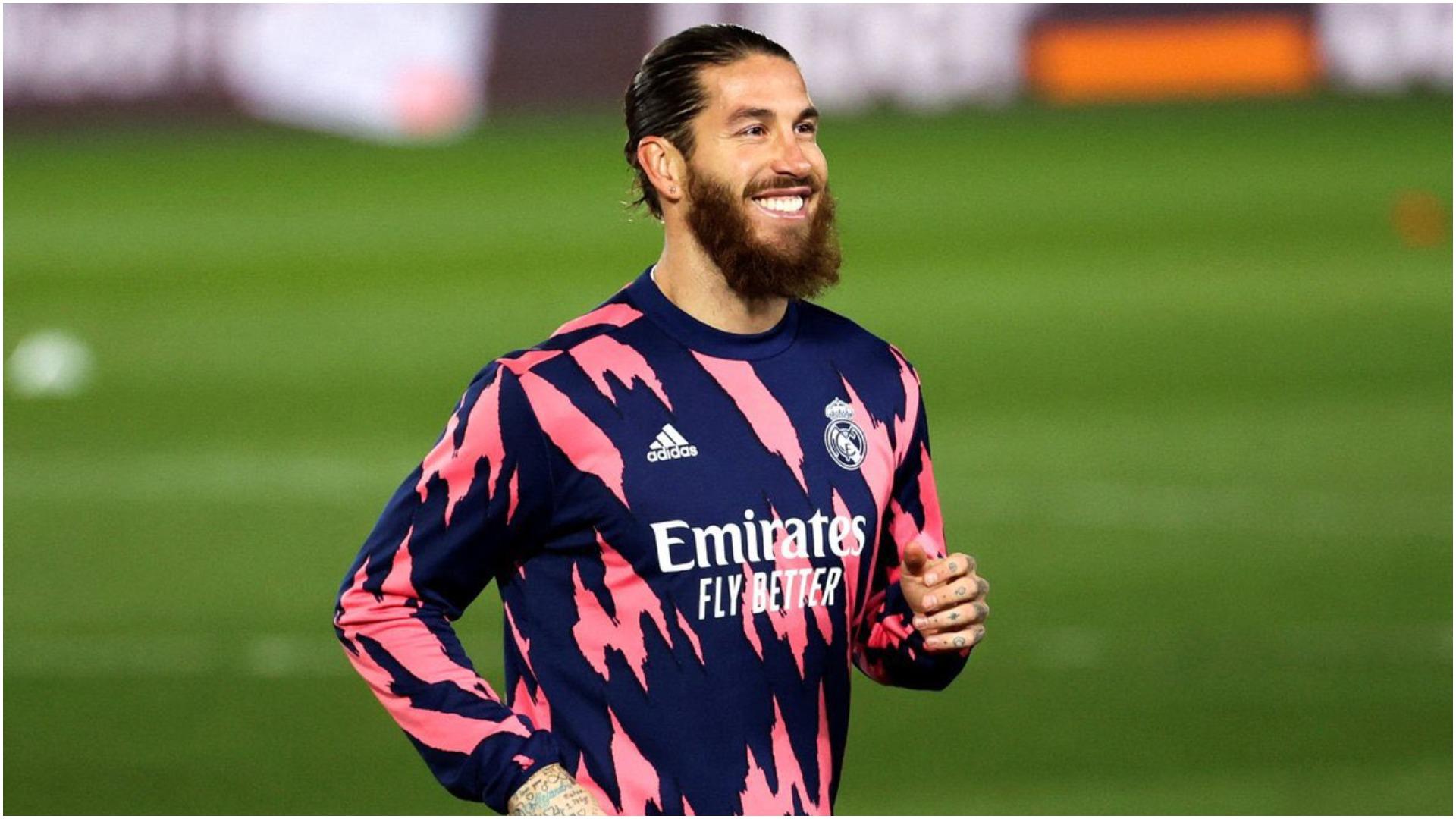 Zyrtare: Do mbajë numrin e dashur të tij, Sergio Ramos firmos me PSG