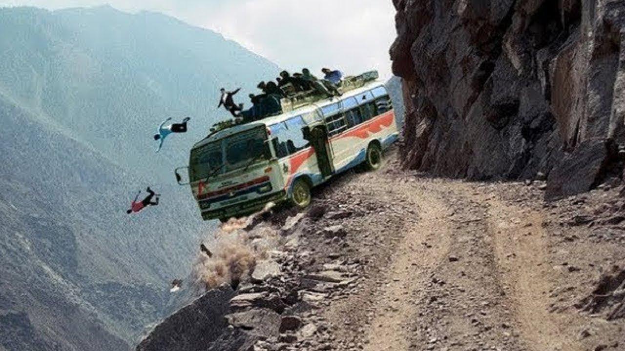 Të dridhen këmbët, njihni rrugët më të rrezikshme në botë