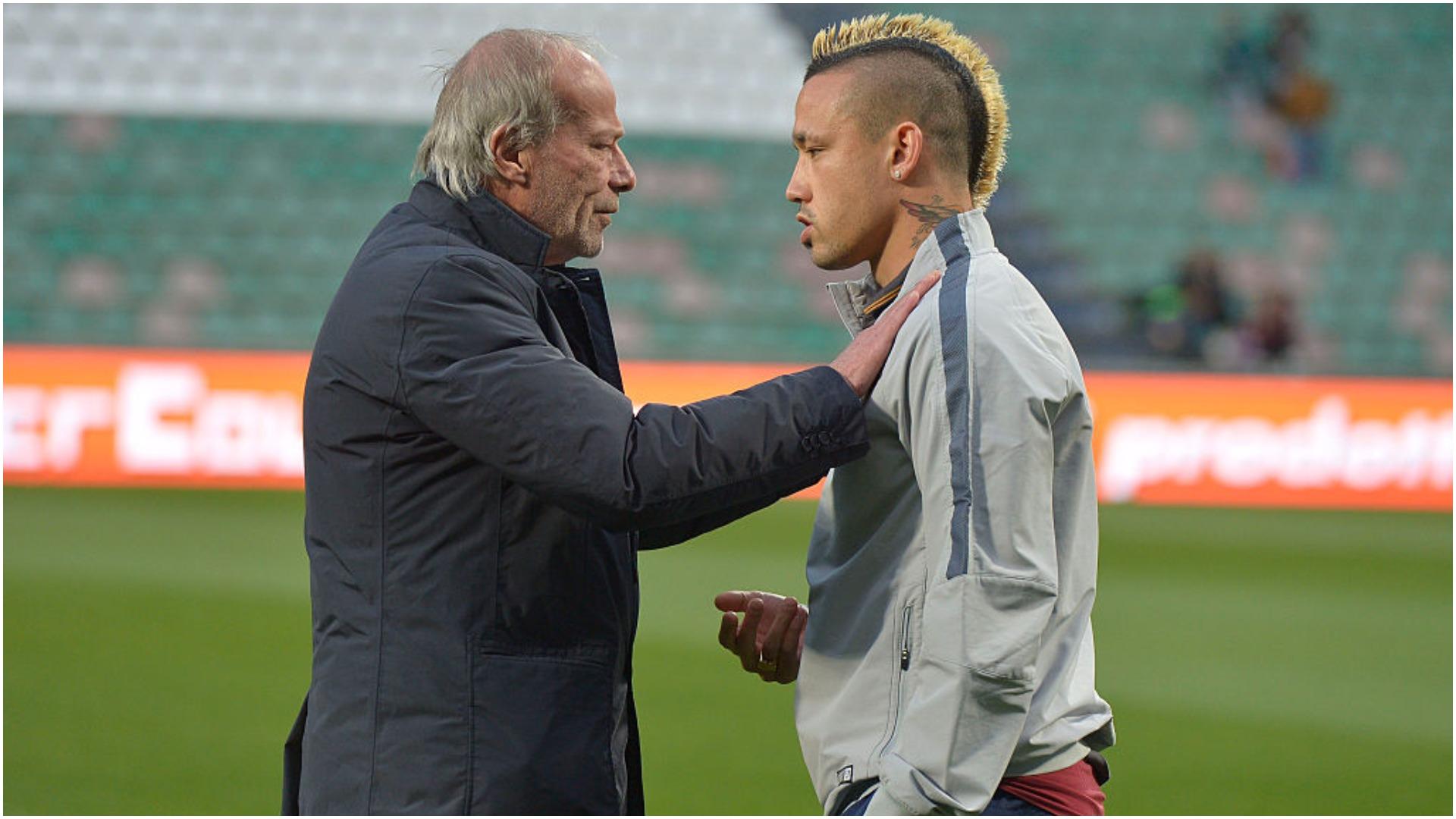 Sabatini: Allegri më i mirë se Guardiola! CR7 të qëndrojë, Serie A Meka e futbollit
