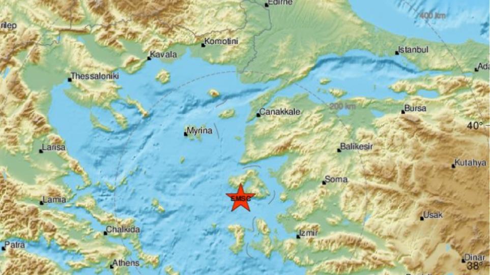 Tërmet në Greqi, ku ishte epiqendra: Lëkundjet ndjehen edhe në Turqi
