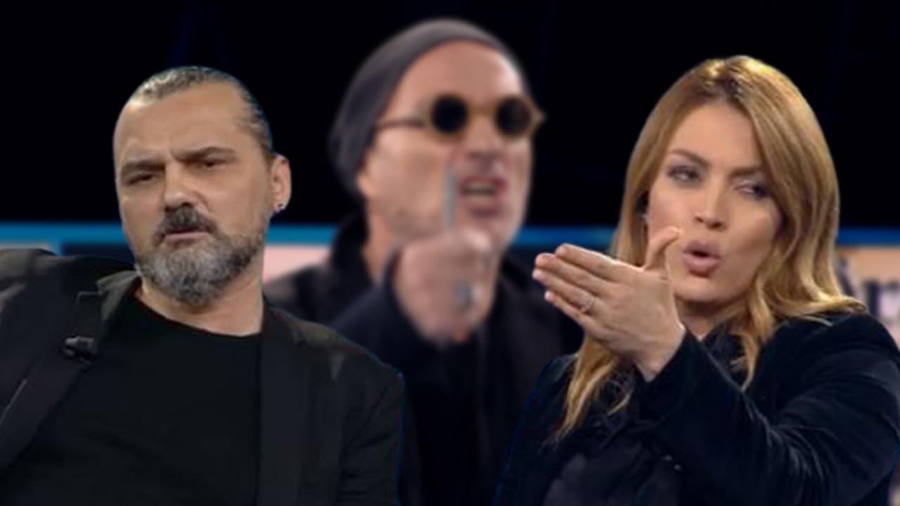 """""""Na e shpifët, mos fol""""! Gazetari përplaset me Gjylametin në studio: Nuk kam pikë respekti"""