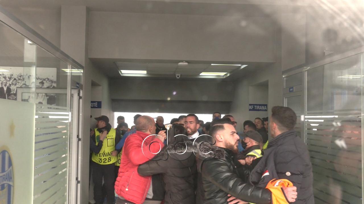 """Disiplina bën kërdinë tek inferiorët, sherri i Tirana-Teuta """"zhduket"""" me magji"""