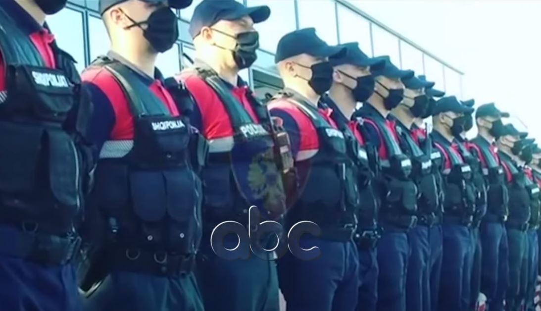 """Vrasja e Klodian Rashës, 140 punonjës të """"Shqiponjave"""" në sitë"""