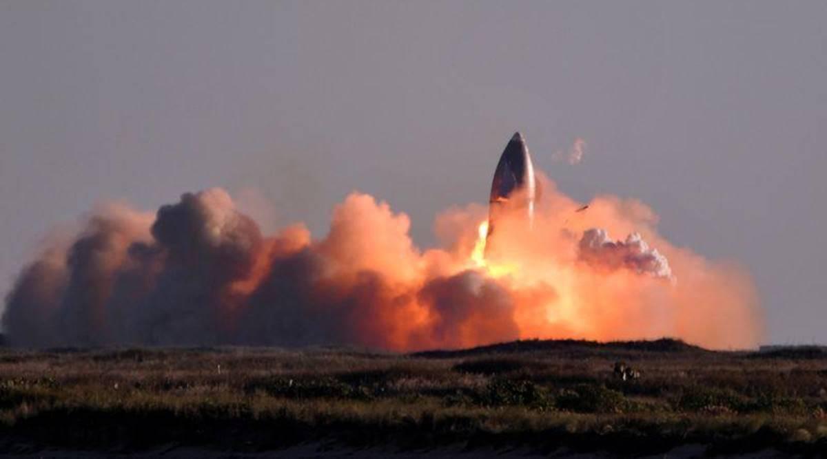 """Shpërthen gjatë provës raketa """"Starship"""" e kompanisë SpaceX"""