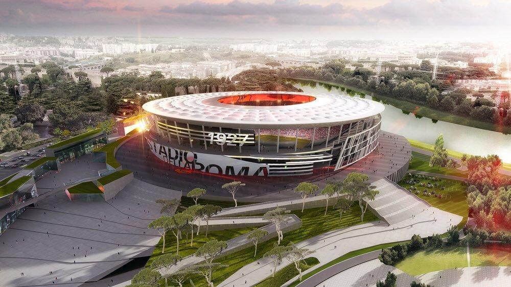 Roma heq dorë nga stadiumi i ri, Pallotta: Disa plehra shkatërruan projektin!
