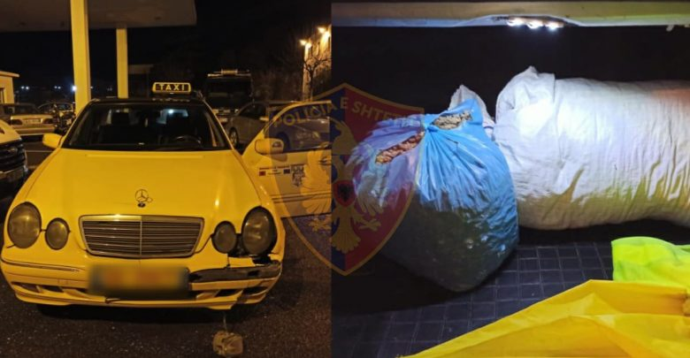 Kishte mbushur makinën me drogë, tentoi të ikte policisë, arrestohet 52-vjeçari nga Kurbini