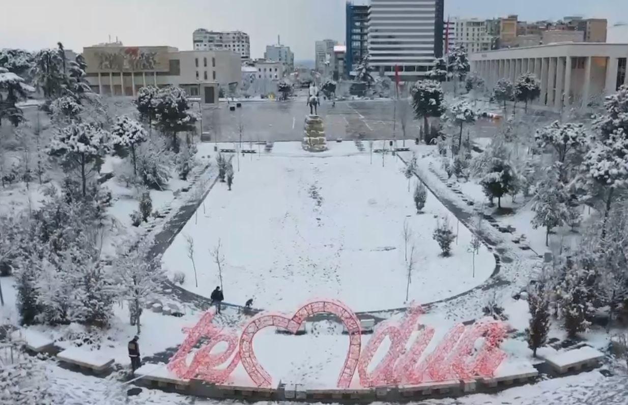 Rama: Shën Valentin i rrallë fare ky sot në Tiranë