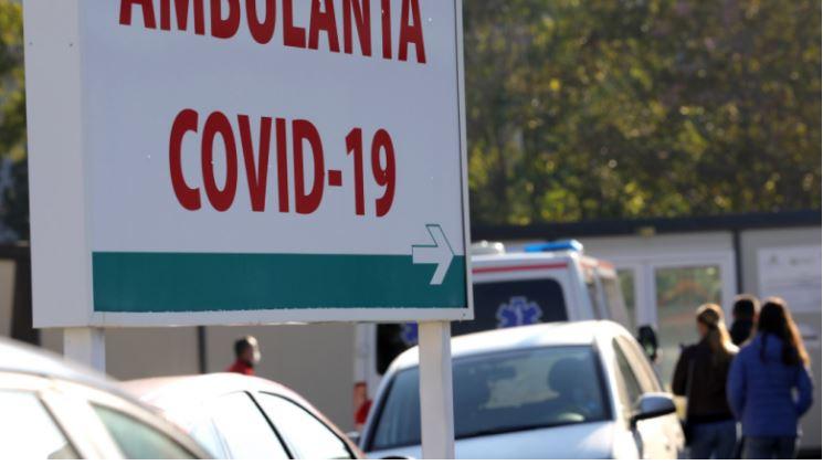 8 viktima dhe 373 raste me Covid në Maqedoninë e Veriut