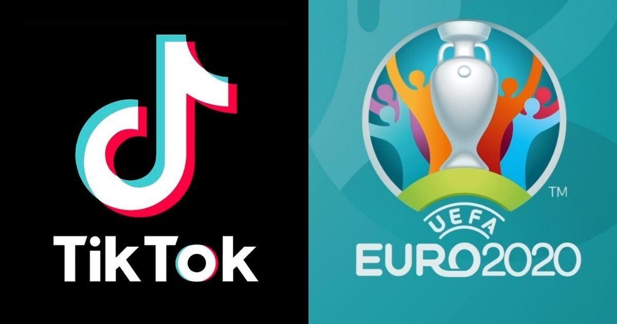 """Zyrtare: """"Tik Tok"""" fut këmbët në futboll, sponsor global i Euro 2020"""
