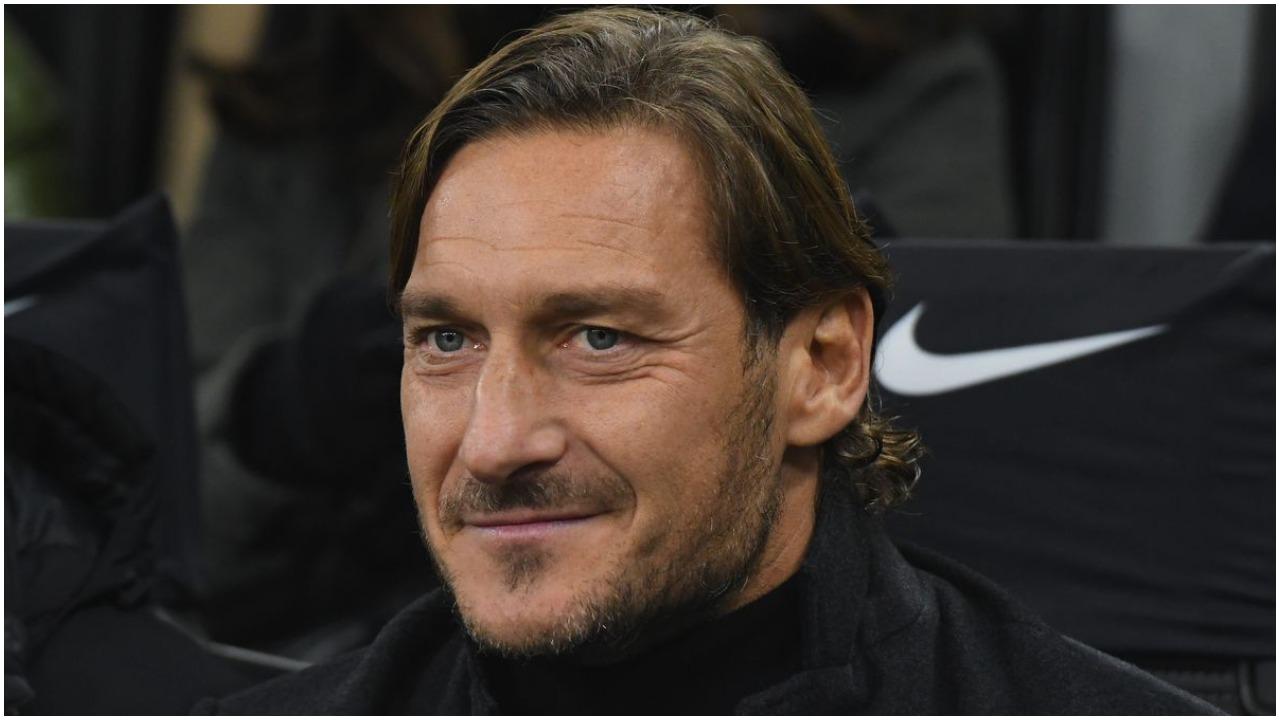 """""""Preferoja më shumë vetëvrasjen"""" Totti kujton largimin nga Roma"""