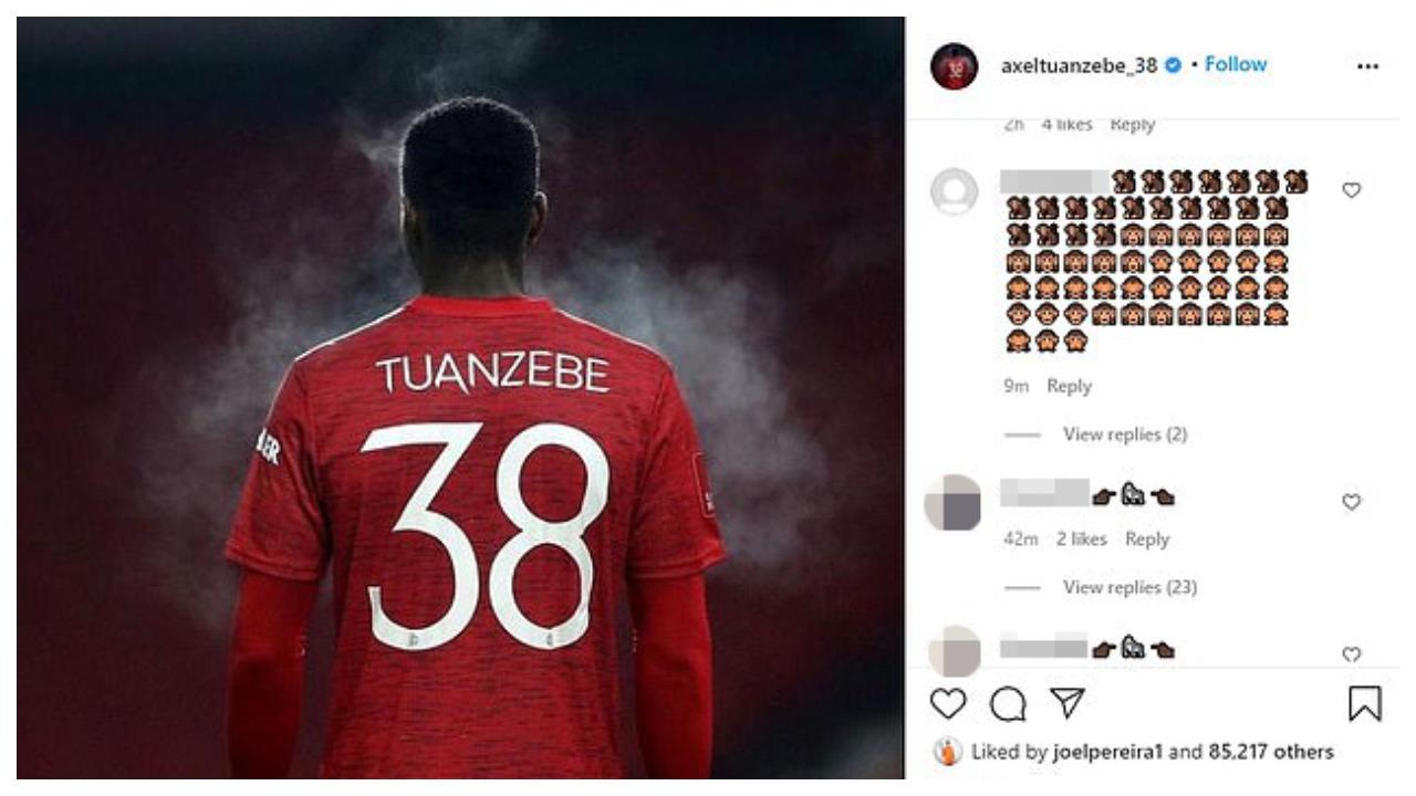 E dyta herë brenda 10 ditëve, Tuanzebe sërish pre e komenteve raciste