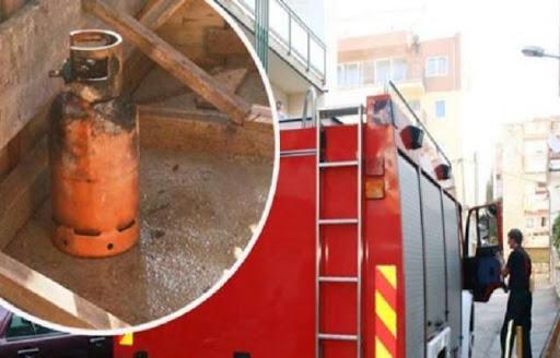 Shpërthen bombola e gazit në Durrës, plagosen dy persona