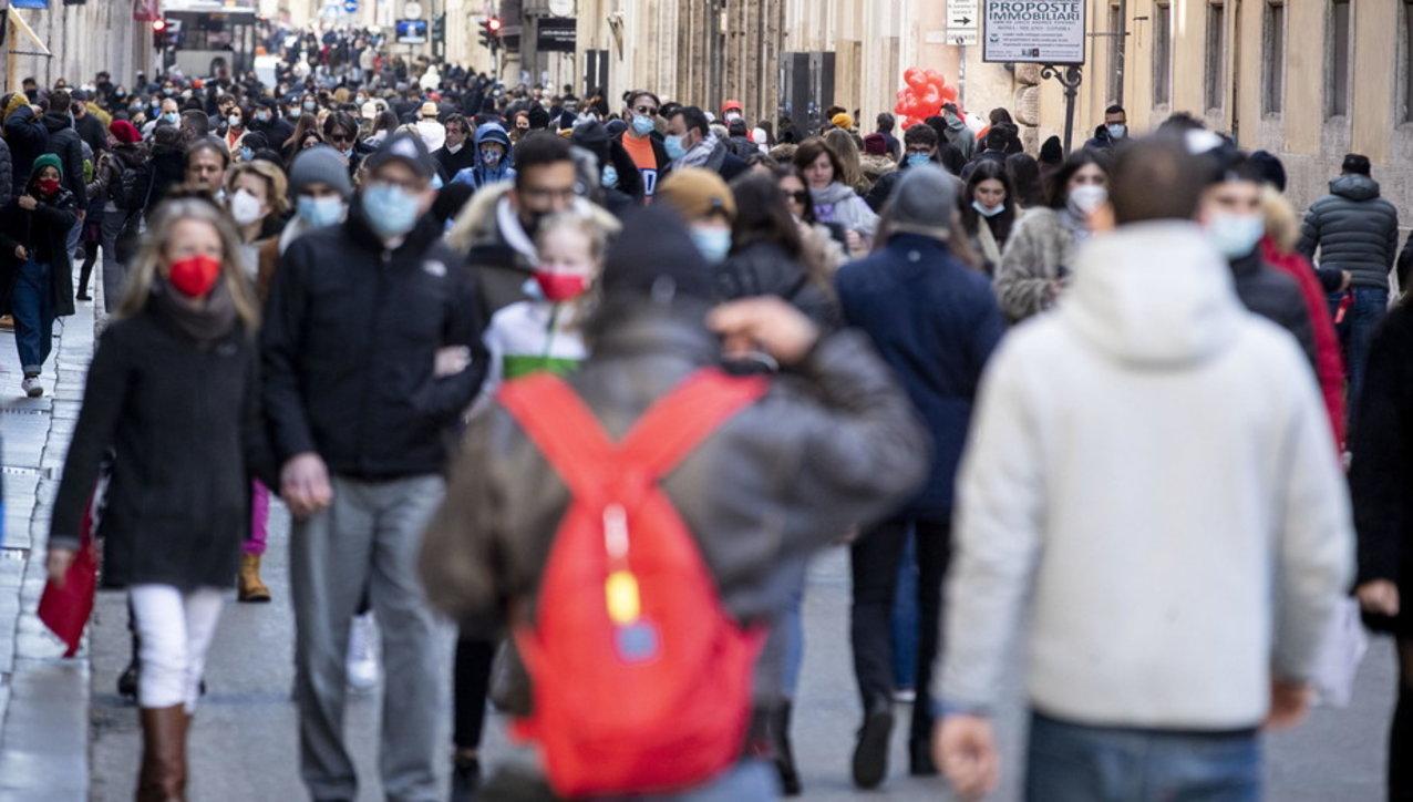 Koronavirusi, 50% më shumë viktima në Itali gjatë 2020-tës