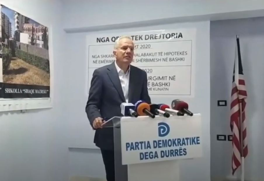 Varrezat me koncesion, PD e Durrësit: Është shkelur Kodi Zgjedhor