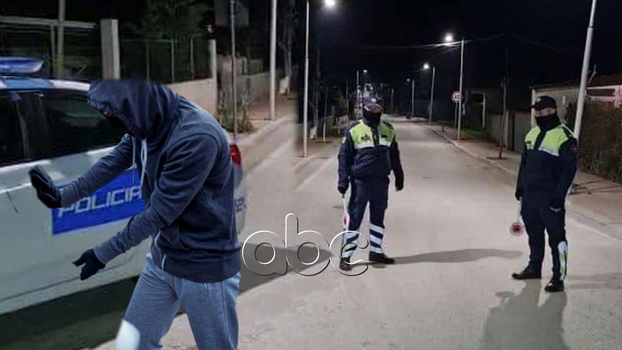 Terrorizoi Divjakën me armë, hipi në makinën e policisë dhe tentoi të arratiset