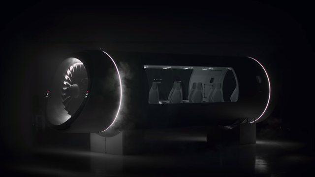 """""""Trenin i së ardhmes"""", prezantohet projekti teknologjik që do të udhëtojë me 1000 km/h"""