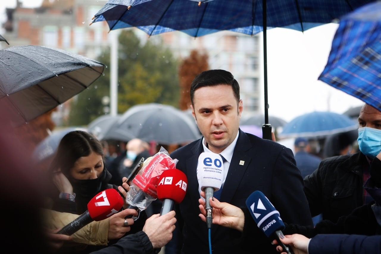 Kryetari i ri i LDK bën sot homazhe në Prekaz