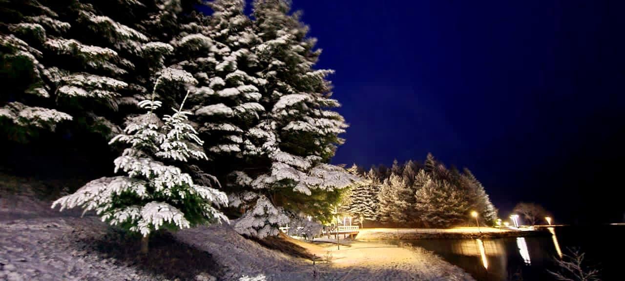 Kukësi dhe Puka nën petkun e dëborës pranverore