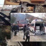 VIDEO/ Zjarri i merr jetën një personi në Berat, dyshohet edhe për dy viktima të tjera