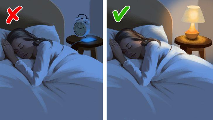 9 gjëra që nuk duhet t'i mbani në dhomën e gjumit